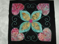 affairs of the heart quilt | quiltingboard com - this is my block!