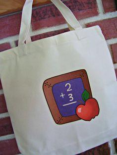 Vanessa's Values: Tote Bag Gift For Teachers