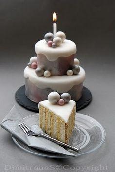 Вита кокосова торта
