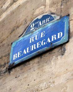 La rue Beauregard (Paris 75002)