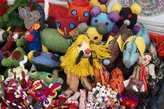 Chiapas textiles on my trip to Chiapas