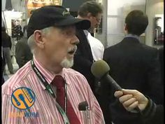 Allen Burdick, president of Benchmark Media, waxes poetical over the mic preamp. Videos
