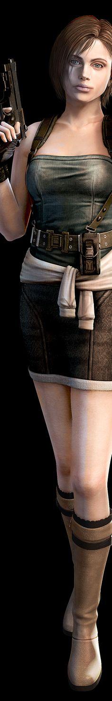 Jill Valentine - Resident Evil - #residentevil