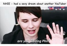 Hm does Phil know something