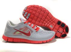 http://www.jordanse.com/men-nike-free-50-v4-running-shoes-grey-red-for-sale.html MEN NIKE FREE 5.0 V4 RUNNING SHOES GREY RED FOR SALE Only 58.79€ , Free Shipping!