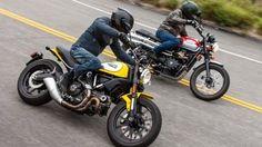 Scrambler Slam: Ducati vs Triumph