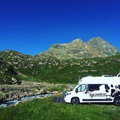 Kaunertal Montenegro, Roadtrip, Bergen, Van Life, Europe, Camping 101, Rv Camping, Slovenia, Round Trip