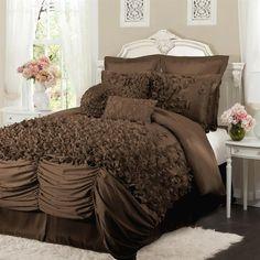 Chocolate Comforter Set