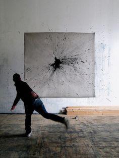 razorshapes: Niels Shoe Meulman Throw Up (2012)