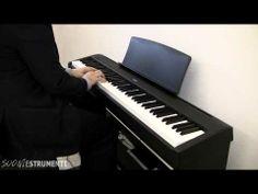 Kawai ES100 - Il pianoforte digitale entry level giapponese alla prova: prima parte - Suoni e strumenti