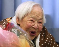 The Food That Helped One Woman Live to 116 .