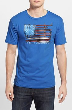 O'Neill 'United' Graphic T-Shirt available at #Nordstrom