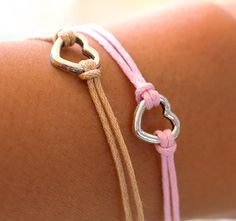 sometimes its the simple things that are the biggest hit! i LOVE these little bracelets