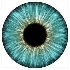Weird Eye Poster