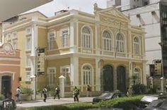 """Teatro Municipal """"João Caetano"""", Niterói."""