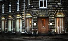 Best restaurants in Copenhagen Classic Restaurant, Copenhagen, Trip Advisor, Facade, Around The Worlds, Restaurants, Mansions, House Styles, City