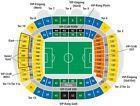 #Ticket  2x Steh Ost Werder Bremen Eintracht Frankfurt ermäßigt #deutschland