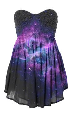 GALAXY DRESS.. need