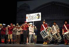 Drummeli 2015 (1. Teil): Teilweise übertriebene Originalität - fasnacht.ch Concert, Concerts