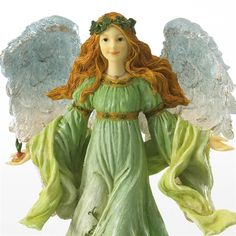 images of native american angel figurines | Boyds Charming Angels 'Terrabella Guardian Angel of Earth' Figurine ...