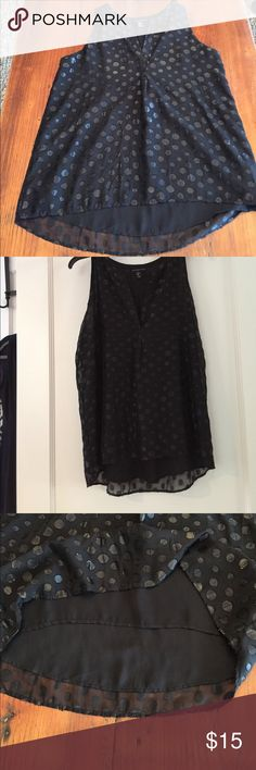Selling this ADRIENNE VITTADINI Sleeveless Blouse on Poshmark! My username is: kimreed1967. #shopmycloset #poshmark #fashion #shopping #style #forsale #Adrienne Vittadini #Tops