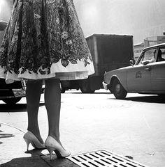 "adreciclarte: "" James Burke - New York City, 1960 """