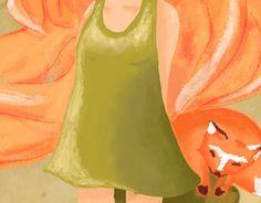 "Check out new work on my @Behance portfolio: ""Foxy illustration"" http://be.net/gallery/36025225/Foxy-illustration"