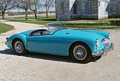 Bid for the chance to own a 1958 MGA Roadster at auction with Bring a Trailer, the home of the best vintage and classic cars online. Bmw Classic Cars, Classic Car Show, Classic Cars Online, Jaguar, Royce Car, Mg Cars, British Sports Cars, British Car, Best Muscle Cars