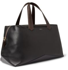 Paul Smith Shoes & AccessoriesLeather Holdall Bag|MR PORTER