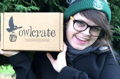 Check out the full spoilers for the May 2016 Steampunk Owl Crate subscription box!