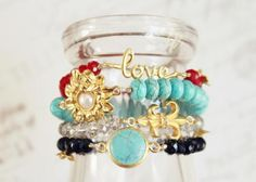 Lookie ... It's Spring at Chick's Picks March 14-17! Just Beautiful! Bracelets