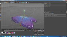 Rigged Butterfly Cinema 4d Model Free Download Cinema 4d Tutorial, After Effect Tutorial, Motion Graphics, Butterfly, Tutorials, 3d, World, Youtube, Model