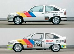 Opel Kadett - Colla Verglas, birdsean: This is a perfect photo for why the...