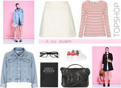 """Get Adorkable with Topshop: Contest Entry"" by icelle on Polyvore"
