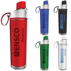 Promotional 15 oz. Excursion ColorView Water Bottle | Customized 15 oz. Excursion ColorView Water Bottle | Promotional Water Bottles