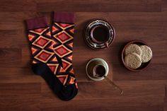 barevné ponožky SocksInBox