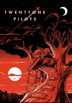 Sick man sick I think this one is my favorite Clique Art |-/ Twenty One Pilots