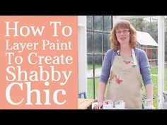 Distressing Techniques - Country Chic Paint