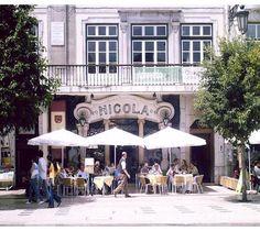 CAFE NICOLA in Lisboa, Portugal