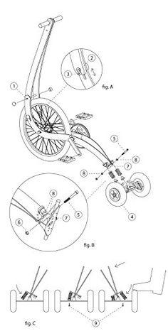 Printer Projects New York Velo Beach Cruiser, Tricycle Bike, Drift Trike, Go Car, 3d Printed Jewelry, Boat Stuff, Cycling Art, Bike Frame, Bicycle Design