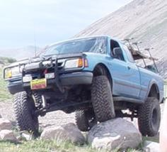 Dana 44 Ford Ranger Solid Axle Swap How-To