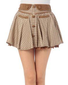 Skirt - Liz Lisa Make from old shirt maybe? Longer length though