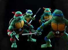 """The Ninja Turtles Workout -- I just did the """"mobility"""" section and it is a great morning stretching routine"""
