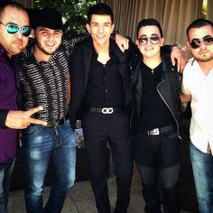 Gerardo Ortiz y Luis Coronel y Kevin Ortiz ❤❤❤