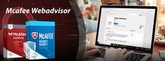 """McAfee WebAdvisor is your trusty companion that helps keep you safe from threats while you search Online. WebAdvisor safeguards you from online Threats."