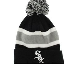 CHICAGO WHITE SOX BLACK BREAKAWAY CUFF d3267b5affbd