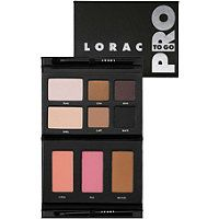 Lorac - PRO To Go Eye/Cheek Palette in  #ultabeauty perfect starter palette with blush and bronzer
