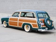 1949 Ford Woodie Best Ford In A Ford