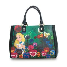 Loungefly x Alice Garden Tote - Disney - Brands