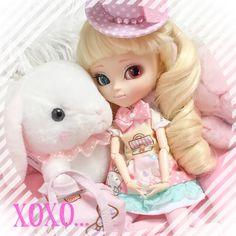 Kawaii Pullip doll dress  www.bunnykawaii.com